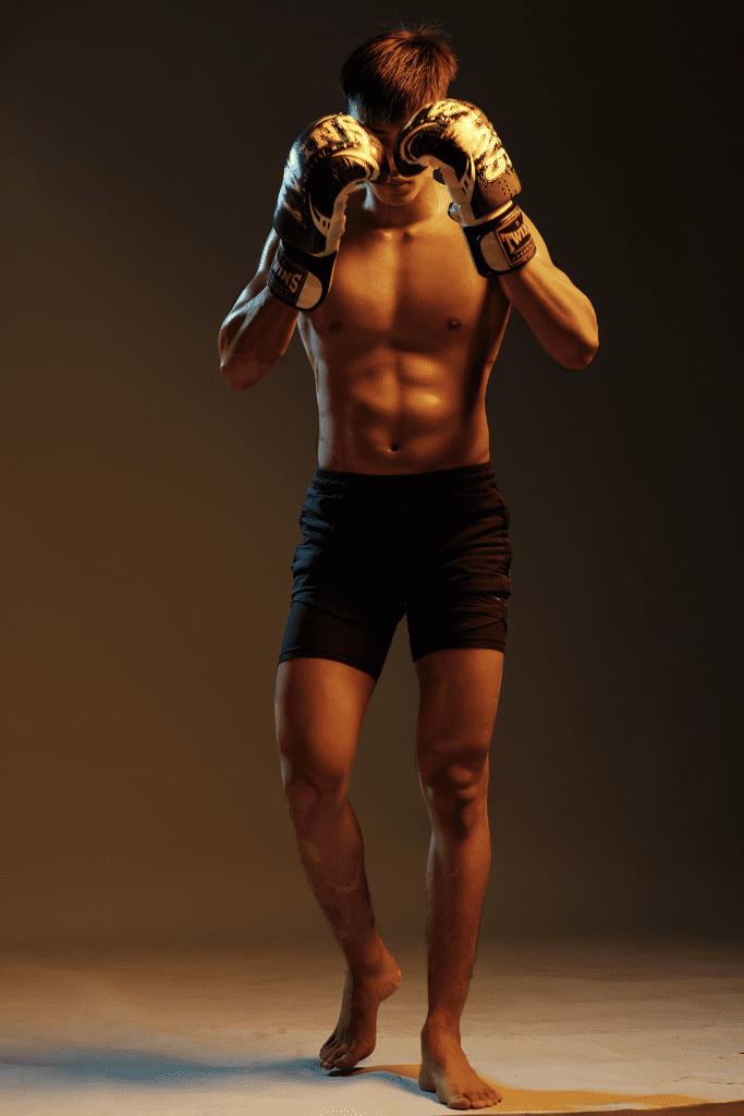 hodamedia-chan dung- kickboxing